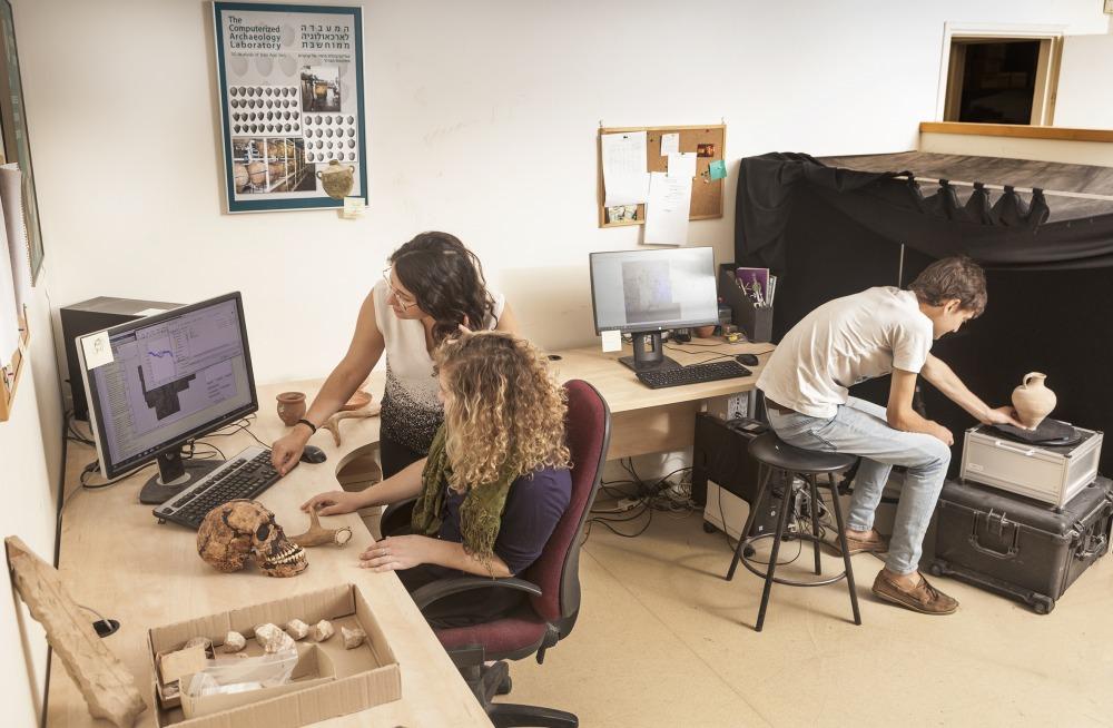3D Lab; Photo by Tal Rogovski